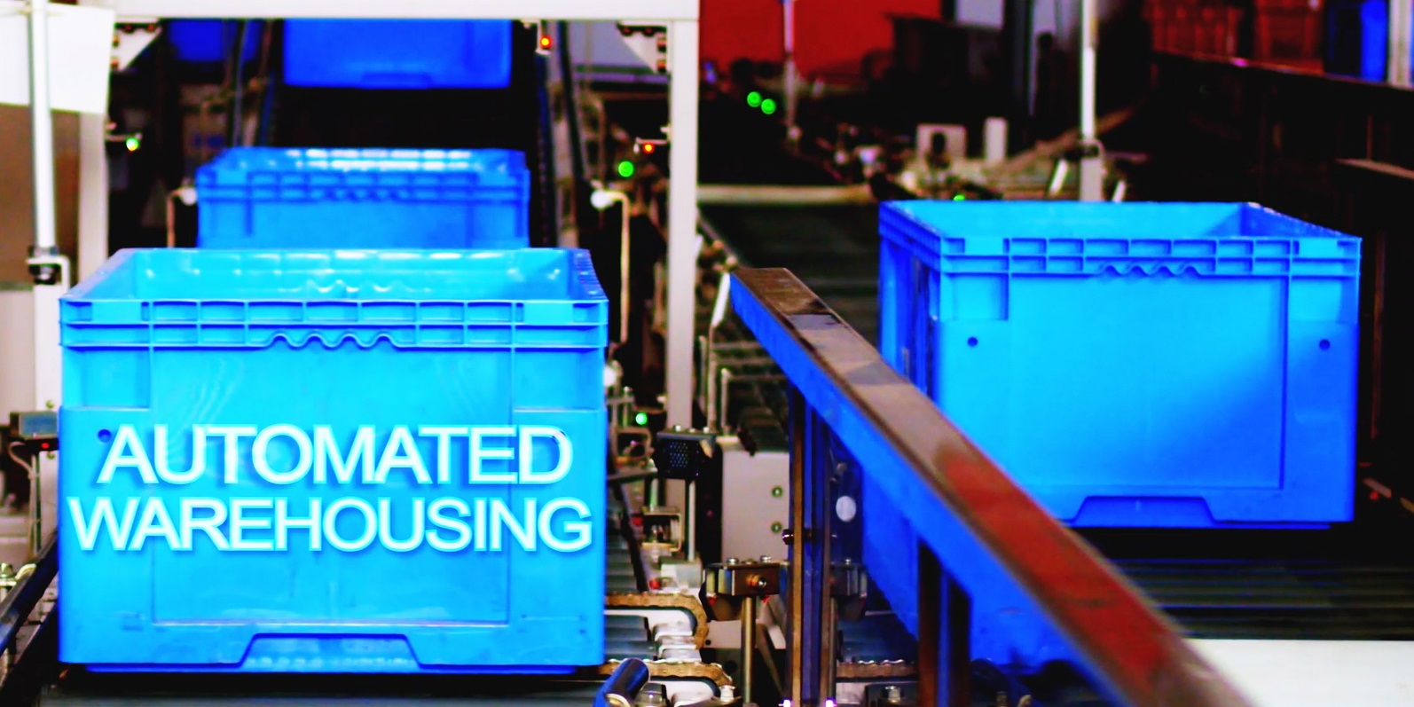 Our New Factory Integrated Automated Warehousing